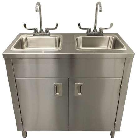 Portable Stainless Steel Sink Handwash Sink