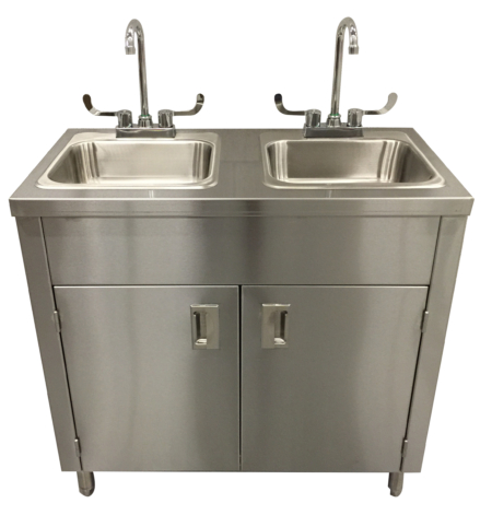 Portable Stainless Steel Sink Handwash Sink