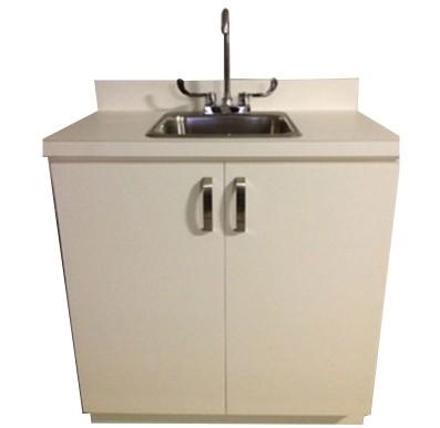 Portable Sink Handwash Unit Hot & Cold Water