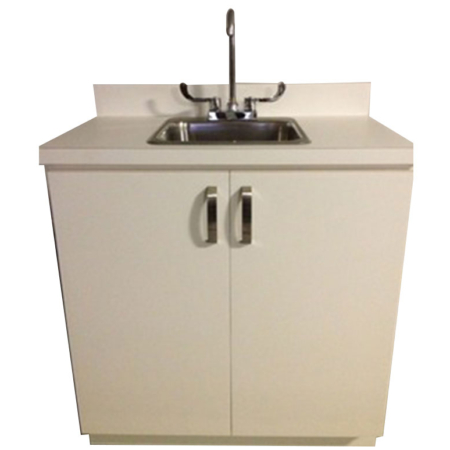 Portable Handwash Sink Unit Hot & Cold Water