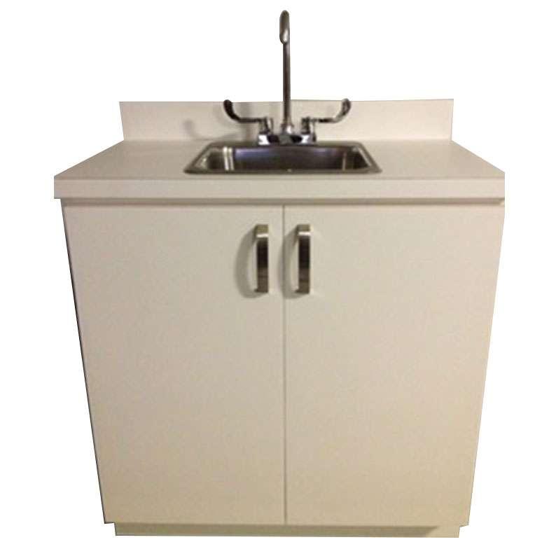 Portable Sink Handwash Unit Hot & Cold Water | Portable Sink Depot
