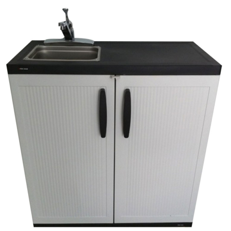 Self Contained Portable Handwash Sink with Hot Water