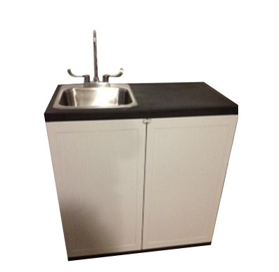 Portable Sink handwash station Hot & Cold Water