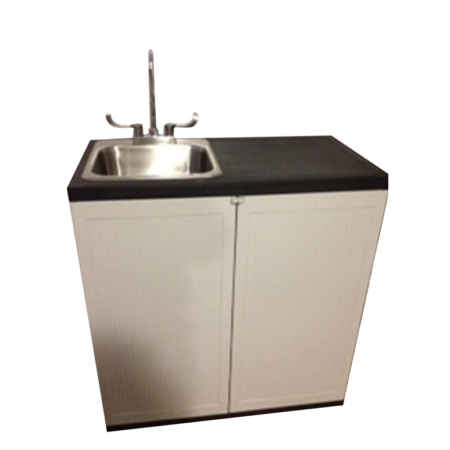 Portable hand wash station Hot & Cold Water