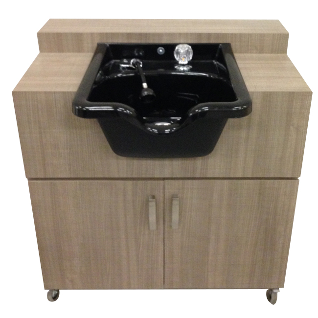 Portable Sink Depot Portable Shampoo Sink Hot Cold Water - Portable shampoo bowl for kitchen sink