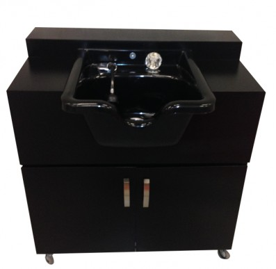 Portable Shampoo Sink Hot & Cold Water