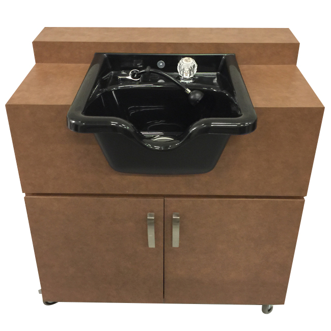 Portable Sink Depot Portable Shampoo Sink Hot Amp Cold Water