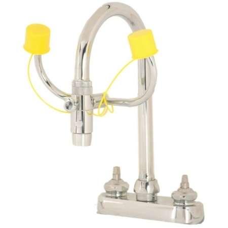 sink faucet eyewash faucet