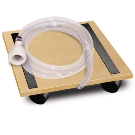 Fill N roll tank dolly kit with fill tube